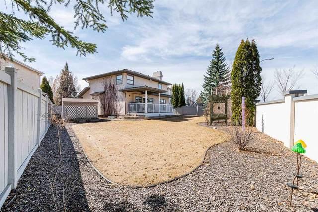157 Carlson Close, Edmonton, AB T6R 2J7 (#E4239801) :: Initia Real Estate