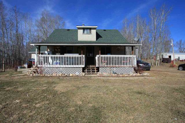 56512 Range Road 45, Rural Lac Ste. Anne County, AB T0E 0J0 (#E4239898) :: Initia Real Estate
