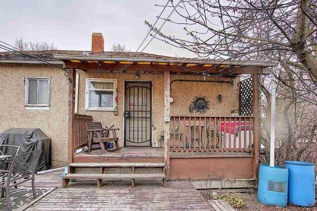 9302 90 Street NW, Edmonton, AB T6C 3M4 (#E4239899) :: Initia Real Estate