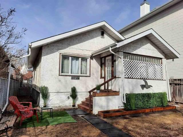 11704 97 Street, Edmonton, AB T5G 1Y2 (#E4239901) :: Initia Real Estate
