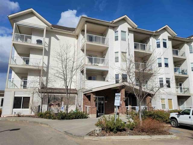 #108 14259 50 Street, Edmonton, AB T5A 5J2 (#E4239927) :: The Foundry Real Estate Company