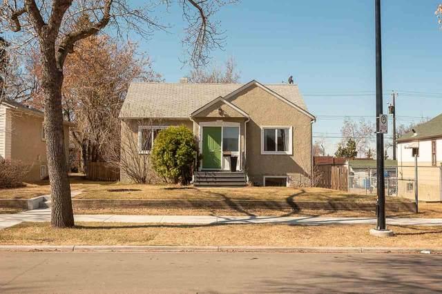 11518 71 ST NW, Edmonton, AB T5B 1V9 (#E4239953) :: Initia Real Estate