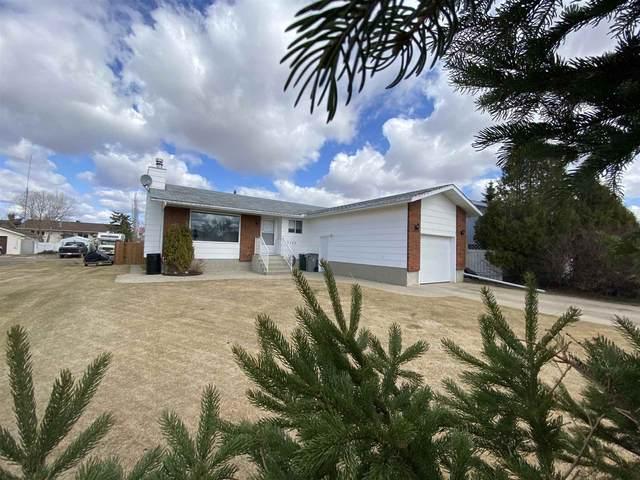 4528 55 Avenue, Lamont, AB T0B 2R0 (#E4240052) :: The Good Real Estate Company
