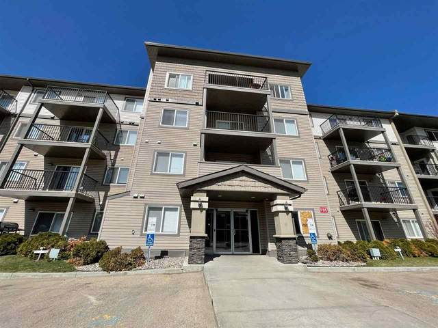 346 301 Clareview Station Drive, Edmonton, AB T5Y 0J4 (#E4240100) :: Initia Real Estate