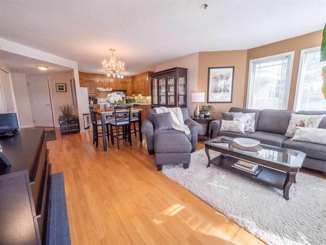 305 5204 25 Avenue, Edmonton, AB T6L 6R2 (#E4240225) :: The Foundry Real Estate Company