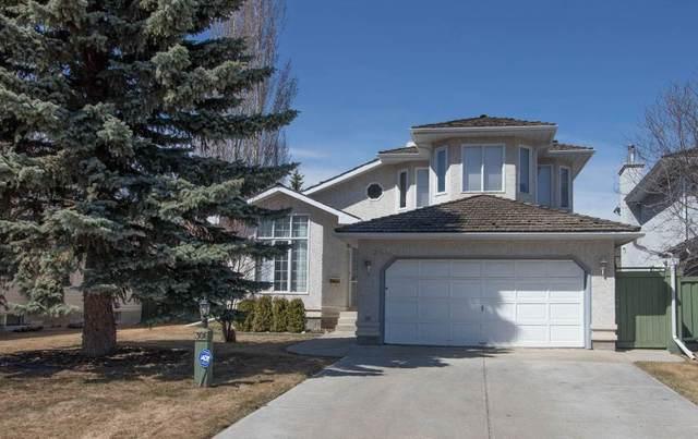306 Weber Way NW, Edmonton, AB T6M 2H3 (#E4240326) :: The Good Real Estate Company