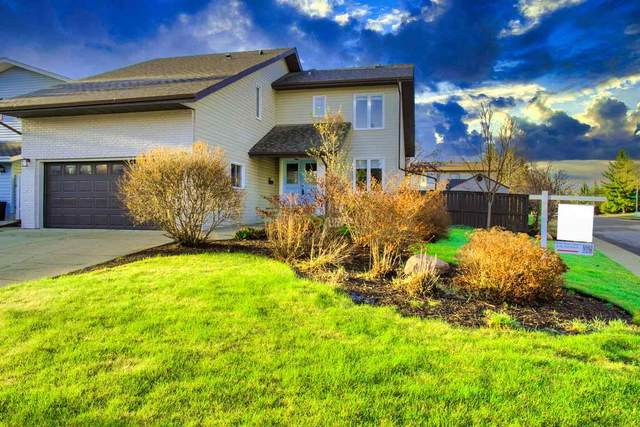 4331 148 Street, Edmonton, AB T6H 5V4 (#E4240395) :: Initia Real Estate