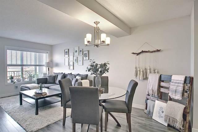 42 1005 Graydon Hill Boulevard, Edmonton, AB T6W 3J5 (#E4240574) :: Initia Real Estate