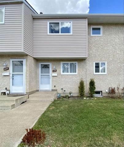 5231 51 Street, Bon Accord, AB T0A 0K0 (#E4240601) :: Initia Real Estate