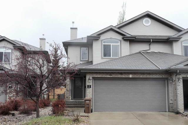 2 20 Norman Court, St. Albert, AB T8N 7K4 (#E4240619) :: Initia Real Estate