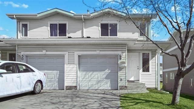 49 130 Hyndman Crescent, Edmonton, AB T5A 0E8 (#E4240621) :: Initia Real Estate