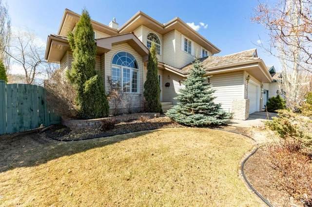 713 Blackwood Crescent, Edmonton, AB T6W 1B3 (#E4240634) :: Initia Real Estate