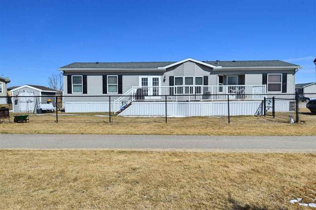 5802 Fontaine Drive, Cold Lake, AB T9M 0C6 (#E4240703) :: Initia Real Estate