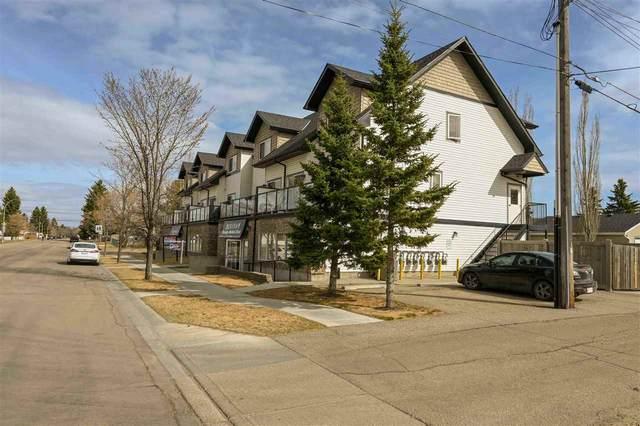 204 15407 93 Avenue, Edmonton, AB T5R 5H4 (#E4240990) :: Initia Real Estate