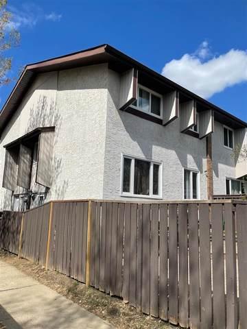 12 14125 82 Street, Edmonton, AB T5E 2V7 (#E4241172) :: Initia Real Estate