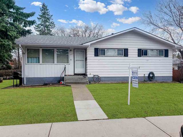 14803 80 Avenue, Edmonton, AB T5R 3K8 (#E4241200) :: Initia Real Estate