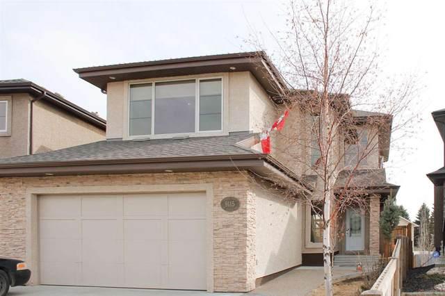 9115 181 Avenue, Edmonton, AB T5Z 0K1 (#E4241246) :: Initia Real Estate