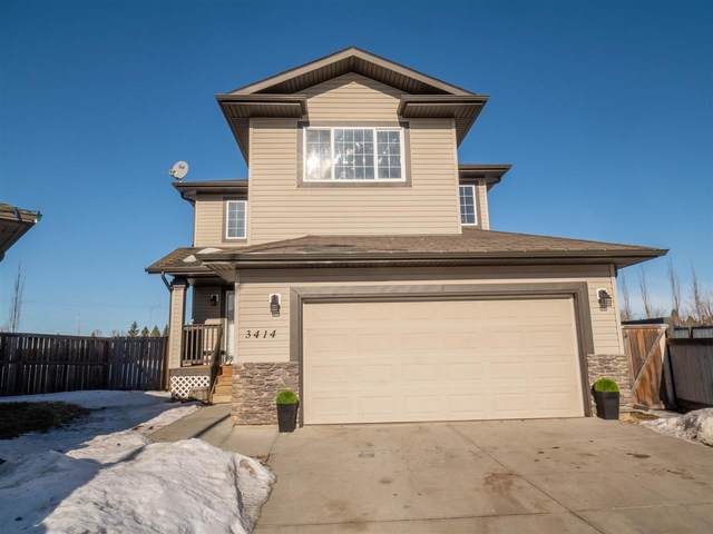 3414 47 Street, Beaumont, AB T4X 1V2 (#E4241408) :: Initia Real Estate