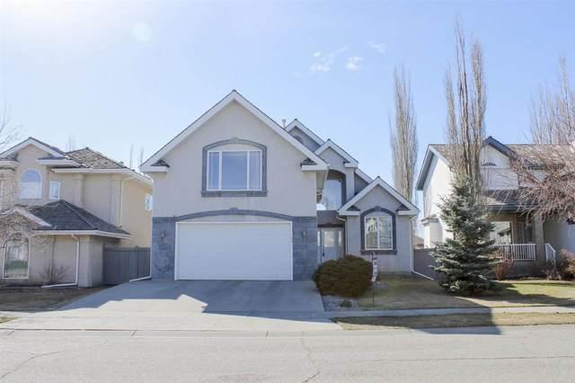 # 656 Dalhousie Crescent NW, Edmonton, AB T6M 2T5 (#E4241460) :: Initia Real Estate