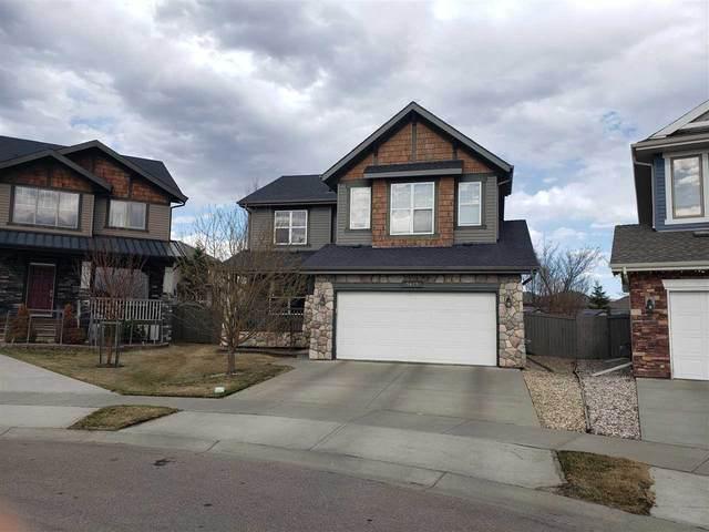 5425 Mcluhan End NW, Edmonton, AB T6R 0P8 (#E4241485) :: Initia Real Estate