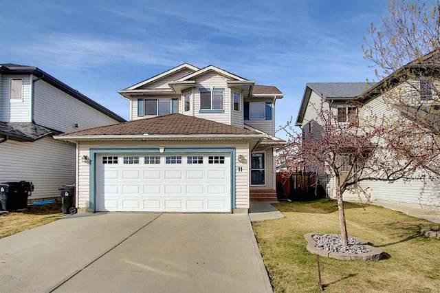11 Spring Gate, Spruce Grove, AB T7X 4M9 (#E4241519) :: Initia Real Estate