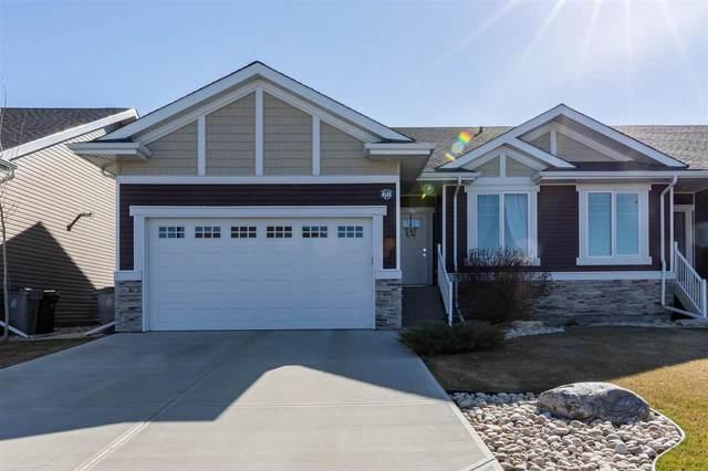 68 Brickyard Bend, Stony Plain, AB T7Z 0H9 (#E4241640) :: Initia Real Estate