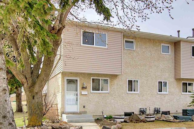 125 5231 51 Street, Bon Accord, AB T0A 0K0 (#E4241706) :: Initia Real Estate