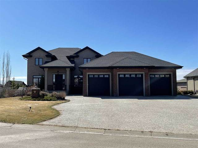 99 23033 Wye Road, Rural Strathcona County, AB T8B 1H9 (#E4241755) :: Initia Real Estate