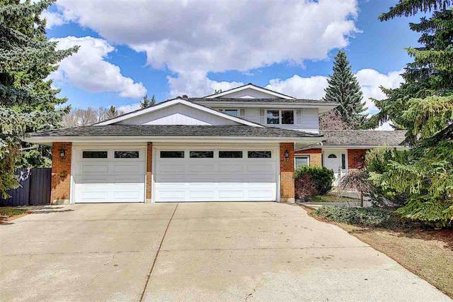 37 Marlboro Road, Edmonton, AB T6J 2C7 (#E4241885) :: Initia Real Estate