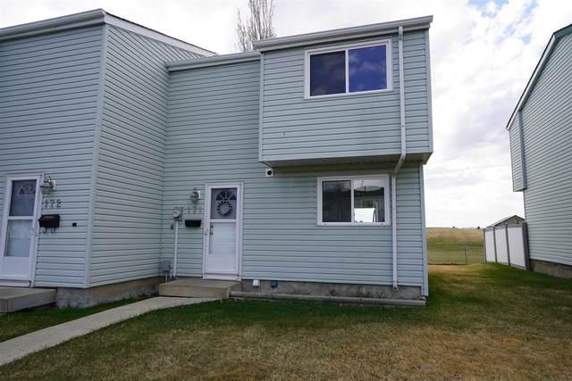 171 Dickinsfield Court, Edmonton, AB T5E 5V8 (#E4242001) :: Initia Real Estate