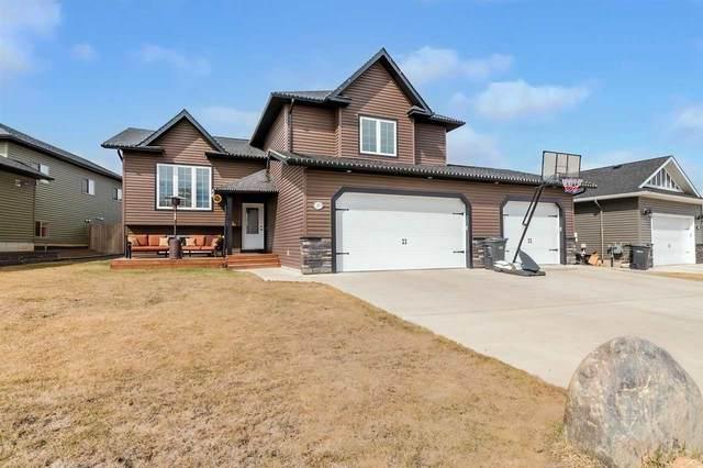 37 Falcon Road, Cold Lake, AB T9M 0G4 (#E4242062) :: Initia Real Estate