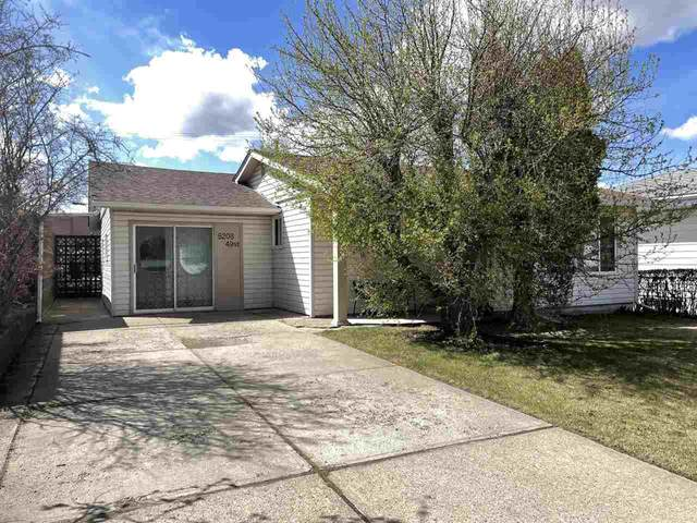 5208 49 Street, Drayton Valley, AB T7A 1T1 (#E4242209) :: Initia Real Estate