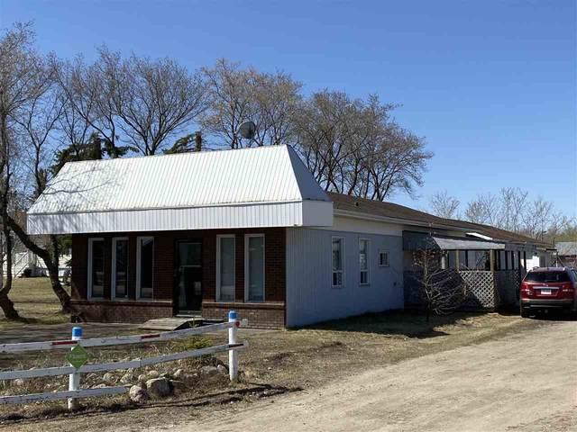 4712 50 Street, Ardmore, AB T0A 0B0 (#E4242230) :: Initia Real Estate