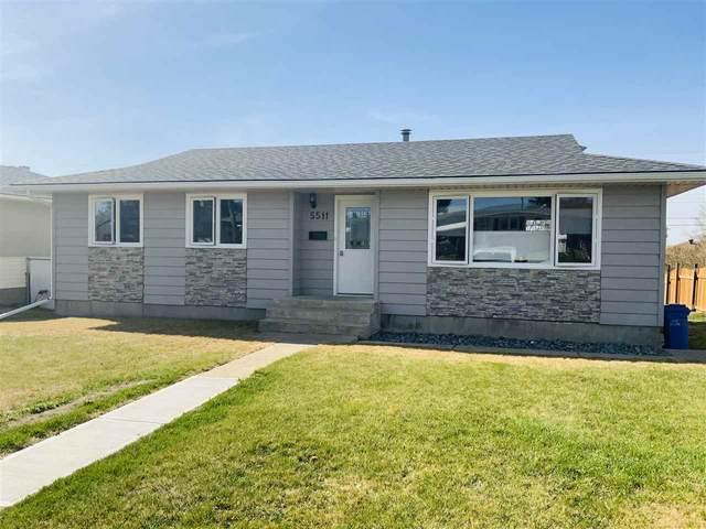 5511 44 Avenue, Wetaskiwin, AB T9A 0C8 (#E4242325) :: Initia Real Estate