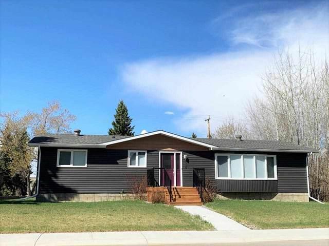 4920 47 Ave, Evansburg, AB T0E 0T0 (#E4242614) :: Initia Real Estate