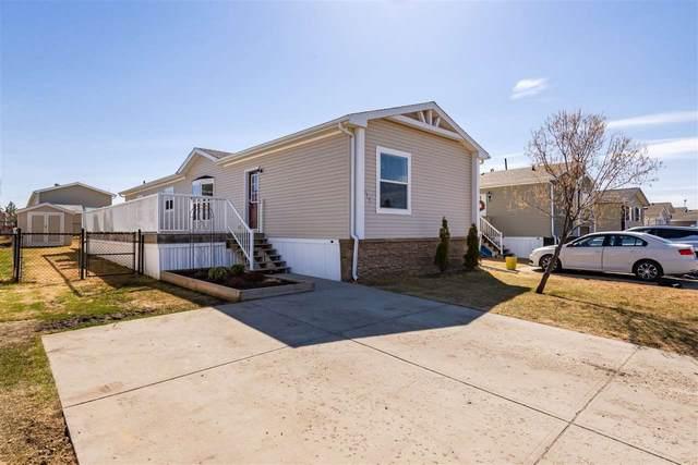 1511 53222 RR272, Rural Parkland County, AB T7X 4M4 (#E4242620) :: Initia Real Estate