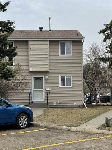 151, 87 Brookwood Drive, Spruce Grove, AB T7X 1A5 (#E4242795) :: Initia Real Estate