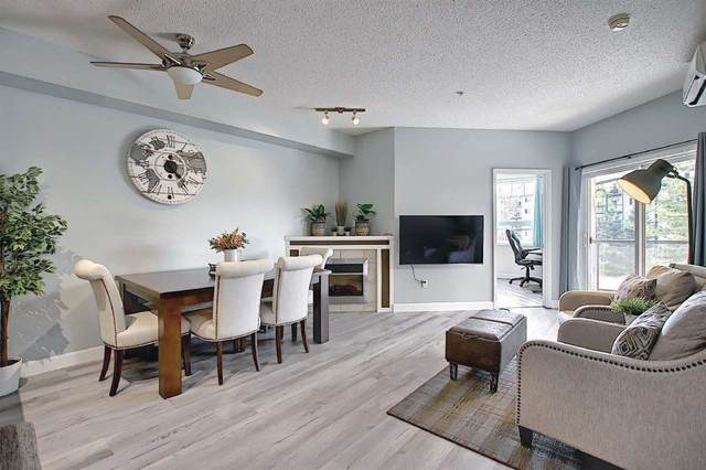 202 2035 Grantham Court, Edmonton, AB T5T 3X4 (#E4242870) :: Initia Real Estate