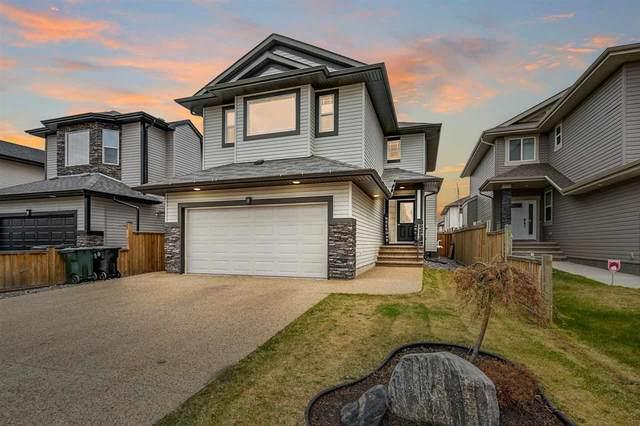 10 Hewitt Circle, Spruce Grove, AB T7X 0K5 (#E4243022) :: Initia Real Estate