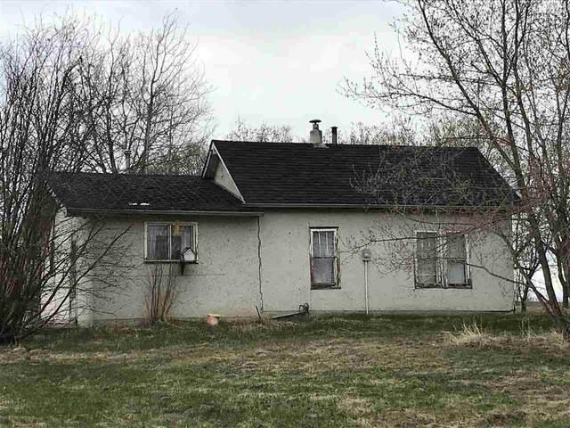 16448 Twprd652, Rural Lac La Biche County, AB T0A 0R0 (#E4243150) :: RE/MAX River City