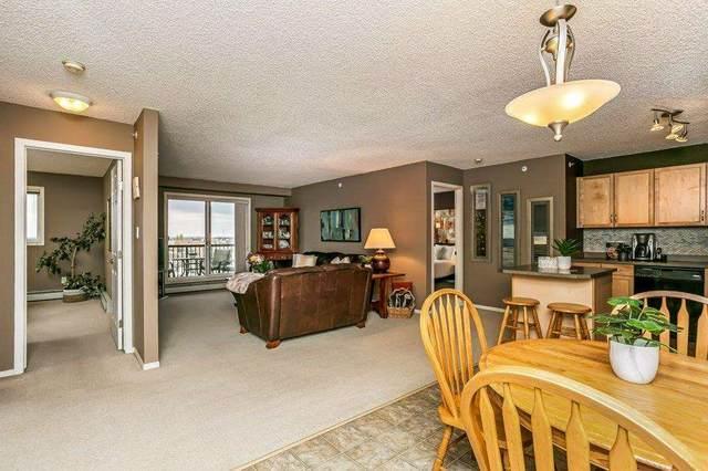 506 2430 Guardian Road, Edmonton, AB T5T 6X9 (#E4243168) :: Initia Real Estate