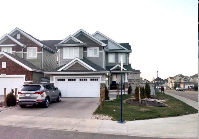 7804 19 Avenue SW, Edmonton, AB T6X 1W1 (#E4243196) :: The Foundry Real Estate Company