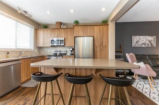 369 Simmonds Way, Leduc, AB T9E 0R4 (#E4243299) :: Initia Real Estate