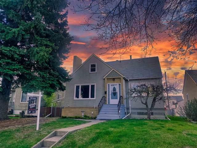 12436 75 Street, Edmonton, AB T5B 2C2 (#E4243304) :: The Foundry Real Estate Company