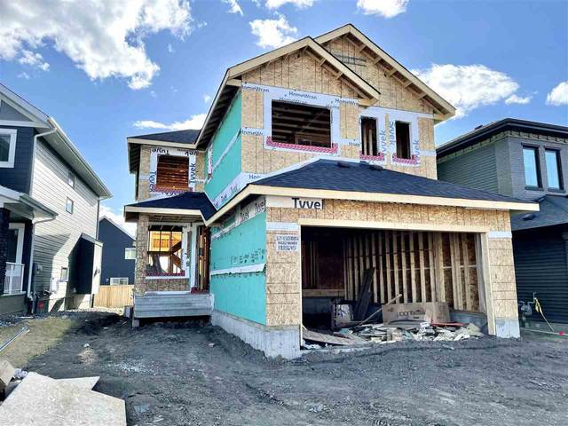 3675 Keswick Boulevard, Edmonton, AB T6W 2R5 (#E4243312) :: Initia Real Estate