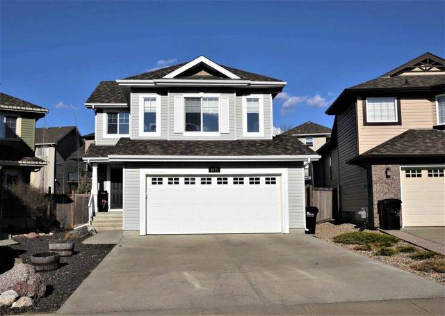 4072 Crowsnest Crescent, Sherwood Park, AB T8H 0H1 (#E4243447) :: The Foundry Real Estate Company
