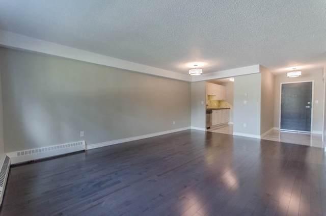 106 18004 95 Avenue, Edmonton, AB T5T 5W3 (#E4243449) :: Initia Real Estate