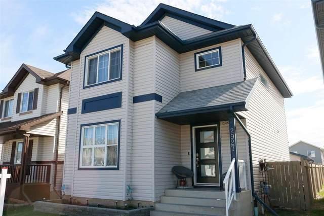 2927 25 Street NW, Edmonton, AB T6T 1Z9 (#E4243453) :: Initia Real Estate