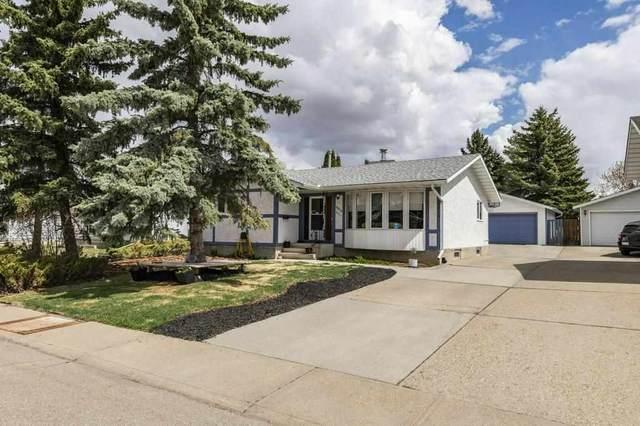 3913 103B Street, Edmonton, AB T6J 2X8 (#E4243611) :: Initia Real Estate