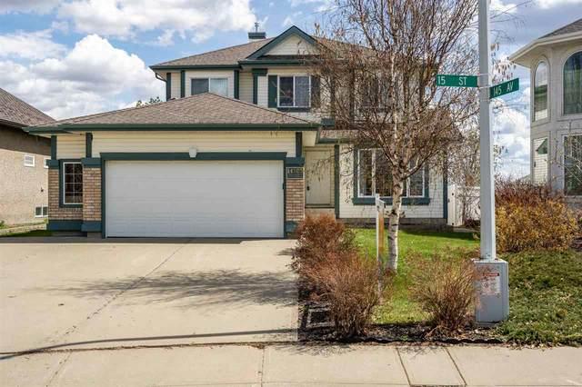 14503 15 Street, Edmonton, AB T5Y 2Y1 (#E4243767) :: Initia Real Estate
